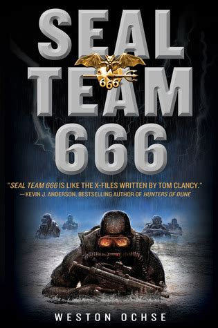 seal team  seal team    weston ochse reviews discussion bookclubs lists