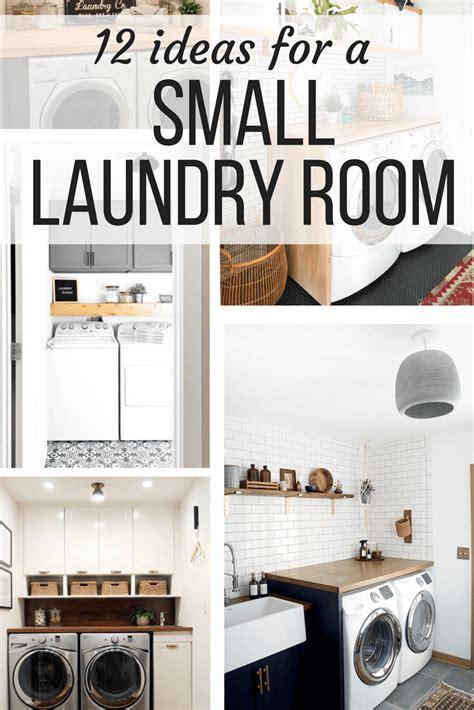 Kitchen Organize Ideas - small laundry room ideas organization more love renovations