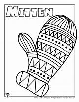 Coloring Mitten Pages Preschool Activities Mittens Letter Crafts Clipart Printable Pattern Printables Woo Jr Mylifeuntethered sketch template