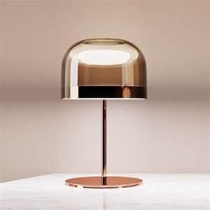 Lampe De Table Cinema : equatore lampe de table design fontanaarte espace lumiere ~ Teatrodelosmanantiales.com Idées de Décoration