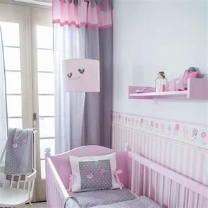 Babyzimmer Tapete Mädchen : gardinen babyzimmer ideen ~ Frokenaadalensverden.com Haus und Dekorationen