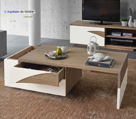 meuble tv  table basse meuble de rangement tv
