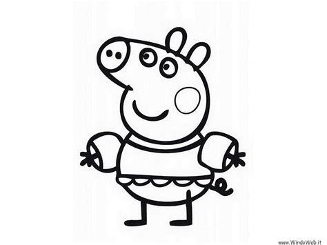 Peppa Pig Para Colorear Club Peque Club Peque