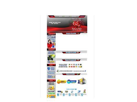 caracteristicas template templates html anuncio profissional mercadolivre r 6 99
