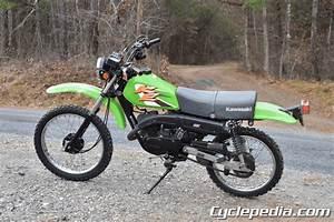 Cyclepedia Kawasaki Ke100 Motorcycle Online Manual