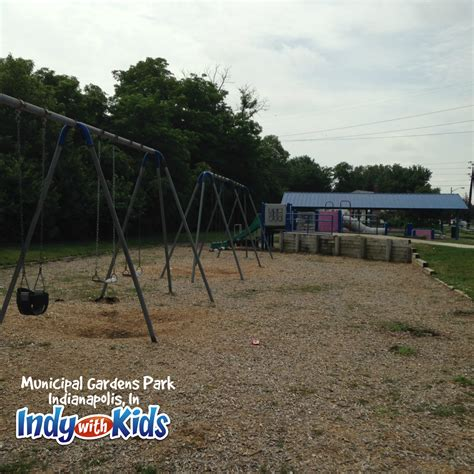 Municipal Gardens Park  Indy Parks  Indy With Kids