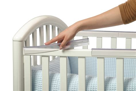 crib rail protector prince lionheart crib rail protector