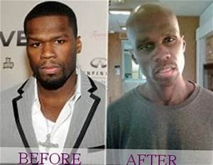 Celebrity 50 Cent - weight changes, photos, video