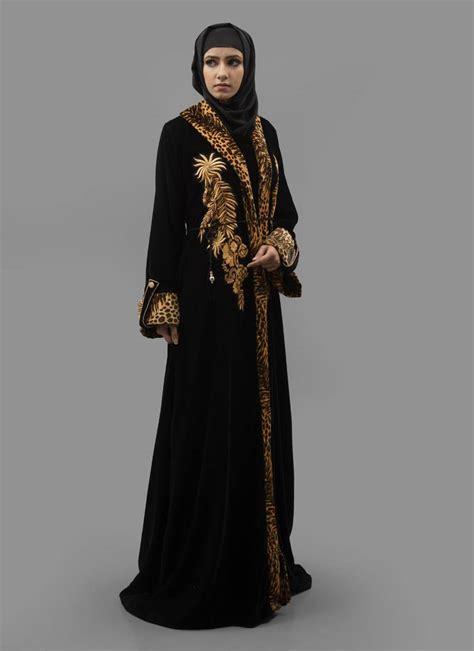 Maxi Arabian buy black thread work creap velvet fabric islamic maxi