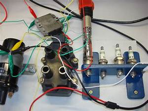 Jun Ming Liu  Wiring Up Ignition Systems