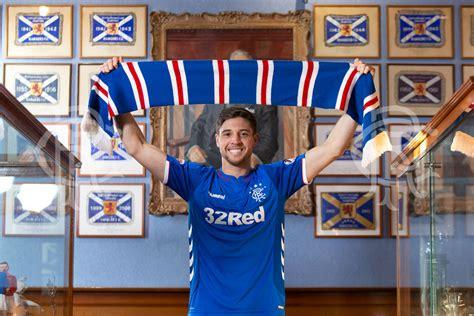 Matt Polster Signs For Rangers - Rangers Football Club ...