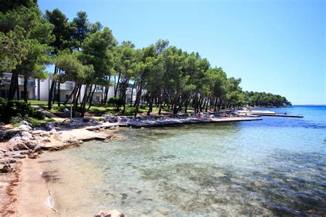 about the resort crvena luka hotel resort biograd na moru