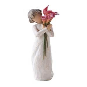 willow tree bloom figurine part of the willow tree figures collection thinking of you