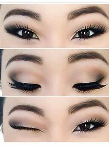 Neutral Smokey Eye Prom makeup | Hair and Makeup ...