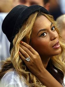 10 of the most expensive celebrity engagement rings With beyonce s wedding ring