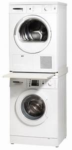 Waschmaschine Und Trockner : zwischenbaurahmen trockner auf waschmaschine ~ Michelbontemps.com Haus und Dekorationen