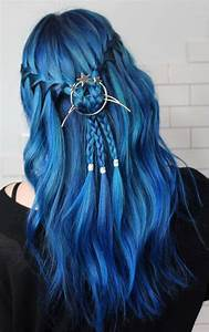 20 Blue Hair Color Ideas for Women | Hairdo Hairstyle