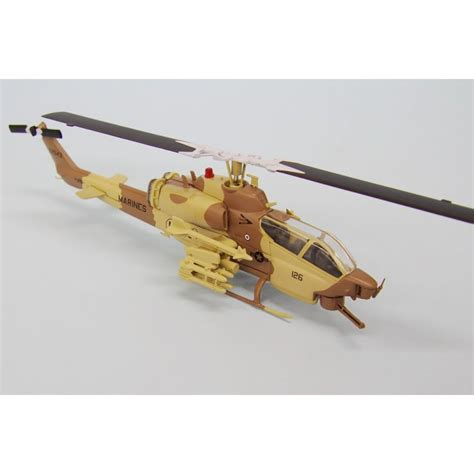 Altaya 1/72 Ay100 Bell Ah-1w Supercobra Attack Helicopter