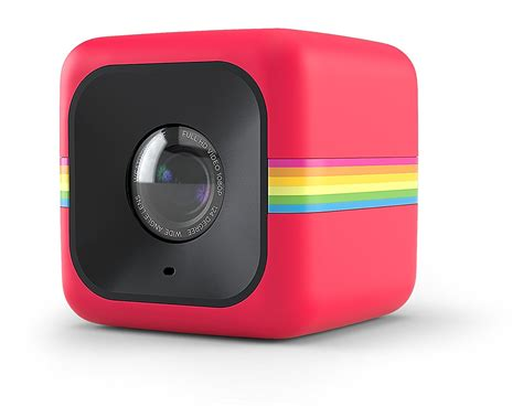 polaroid cube p mini lifestyle action camera  wi