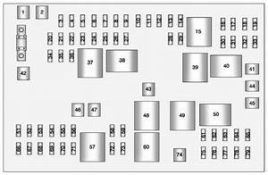 Chevrolet Express  2011  U2013 2016   U2013 Fuse Box Diagram