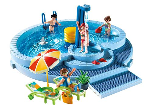 Playmobil 5964 Summer Swimming Pool ** Great Gift **