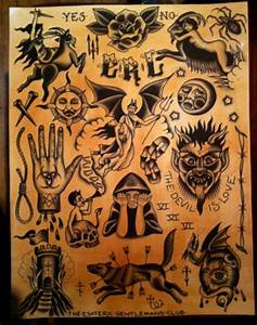 Sigil  Symbol Meanings In Tattoos