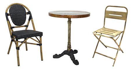 mobilier pour terrasses de restaurants de bars d 180 h 244 tels