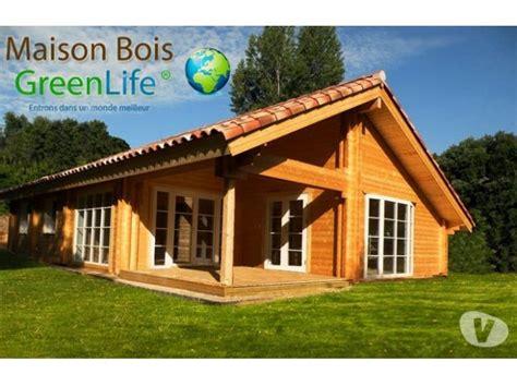 achat chalet en kit maison bois kit greenlife114m2 pret 224 monter direct usine achat vente maison namur 5000
