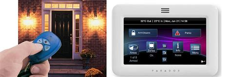 paradox alarms security products auckland  zealand