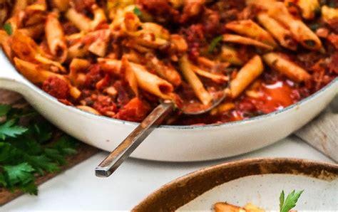 Come Cucinare Il Tonno Fresco Alla Siciliana Pasta Al Tonno Fresco Alla Siciliana Ricetta Buonissima
