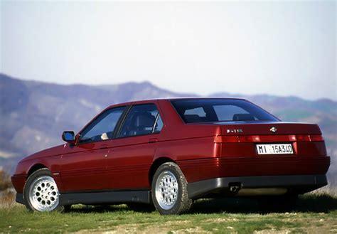 Alfa Romeo 164 Q4 (1994–1997) Pictures