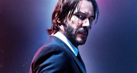 John Wick Movie Chapter 2 Poster
