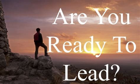 Are You Ready To Lead Welcome To Week 2 Of The Dont