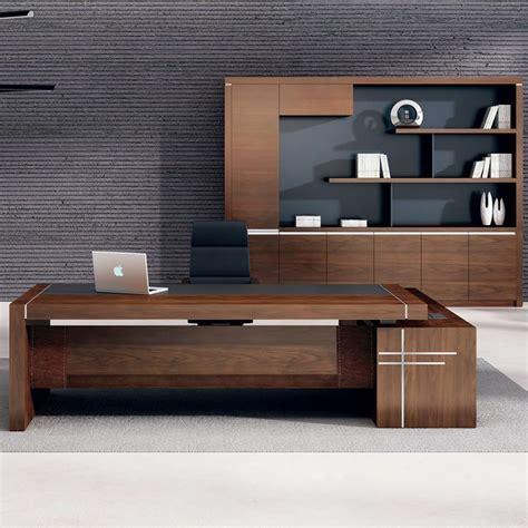 Amazing Executive Office Desk  Decorating Executive