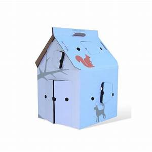 Cabane En Carton À Colorier : liste d 39 anniversaire de arthur t carton cabane top moumoute ~ Melissatoandfro.com Idées de Décoration