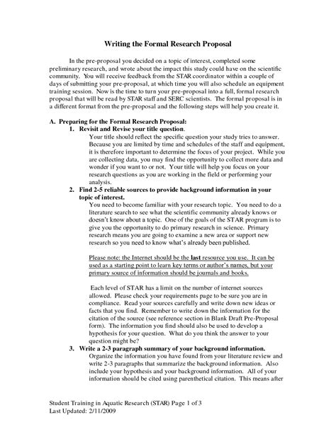 research paper  format proposal template mla  lovely pages museumlegs