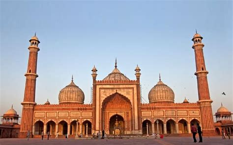 Badshahi Mosque 4k Wallpaper by Top 9 Most Mosques In India Hoteldekho
