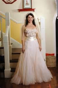bledel wedding dress a 39 gilmore 39 wedding gown retrospective which dress should bledel wear