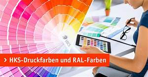 Was Bedeutet Ral : farbsystematik der hks druckfarben und ral farben print24 blog ~ Frokenaadalensverden.com Haus und Dekorationen