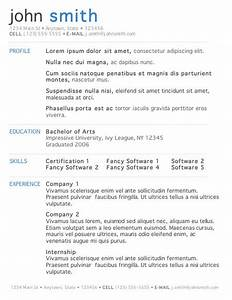 resume template powerpoint With free microsoft resume templates 2014