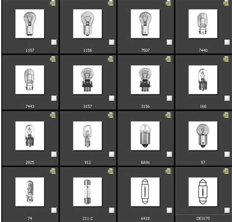 image gallery light bulb finder automotive
