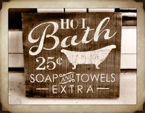 Cute Sign For Bathroom  Signs  Pinterest  Bathroom And