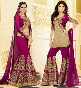 Indian Designer Wedding Dresses Trends 2017-18 With Latest ...