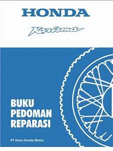 Buku Pedoman Reparasi Honda Karisma Pdf