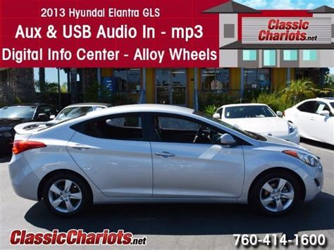 2013 Hyundai Elantra Gls With