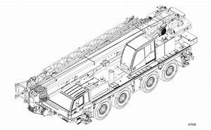 Tadano Faun Atf 90g-4 Crane Service Repair Manual