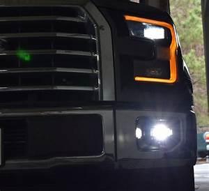 Ford F150  2015    Morimoto Xb Led Fogs