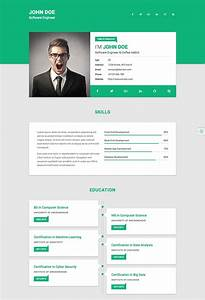 web resume letters free sample letters With best resume website templates