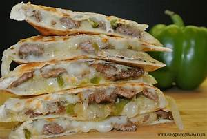 Cheese Steak Quesadillas Are A Crowd Pleaser - Easy Peasy ...