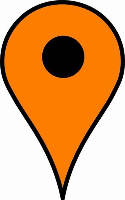 Marker Google Map Icon Pointer Transparent Location